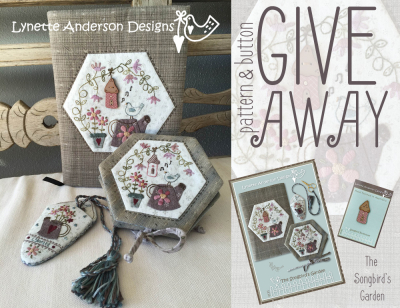 The Songbirds Garden Giveaway