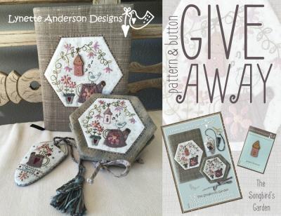 The Songbirds Garden Giveaway