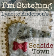 Im Stitching Seaside Town