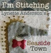 Im Stitching Seaside Town