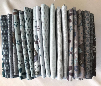Peacock manor fabrics