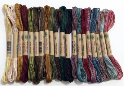Valdani Threads 20 Pack