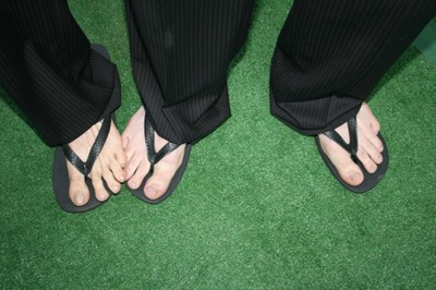 Footwear_fit_for_a_wedding