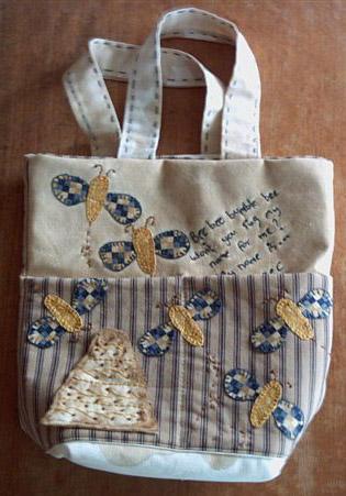 A Bees Life Bag