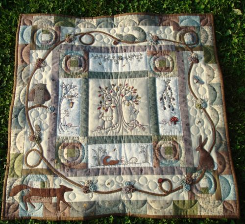 Fernhill Wallhanging