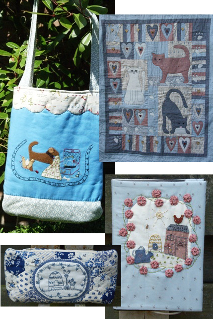 I designed it, you stitched it: It's Quilting Cats and Dogs and ... : quilting cats - Adamdwight.com