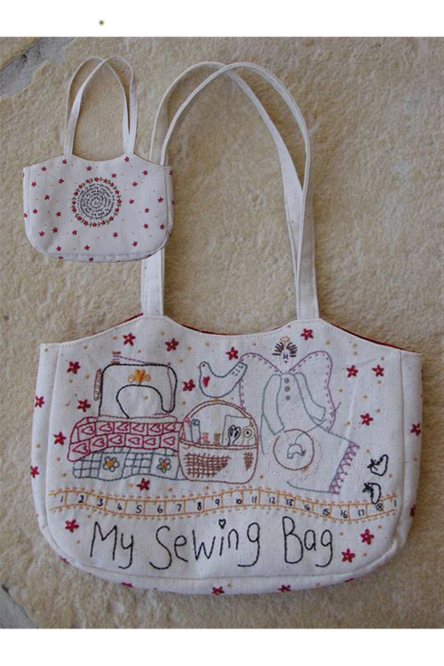 Free Bags, Totes, Pocketbook and Purse Sewing Patterns